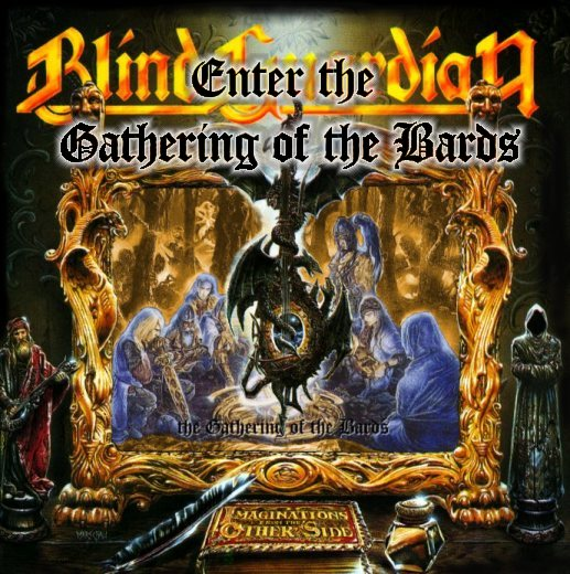 Enter: #the Gathering of the Bards# - by Kalle Eljas Nightfall